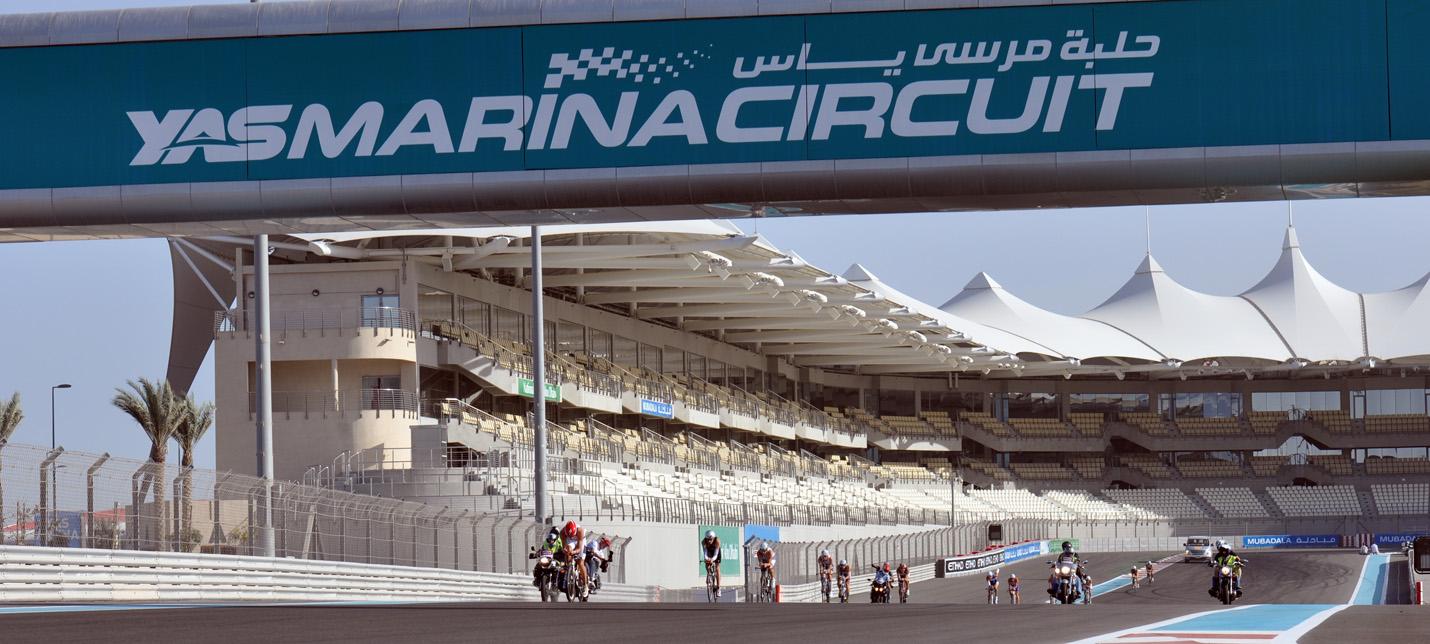 World's top triathlete trio confirmed for Abu Dhabi international triathlon