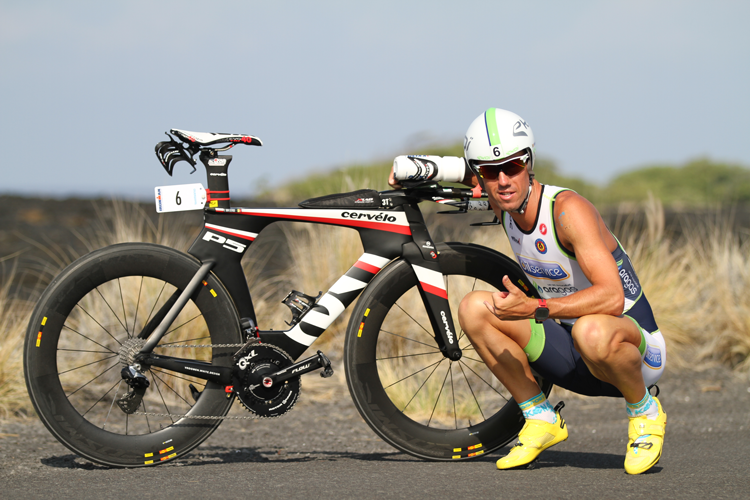 IRONMAN World Champion, Van Lierde signs with CeramicSpeed
