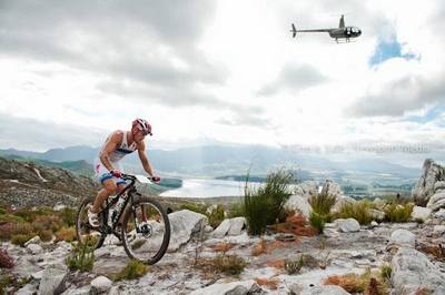 Dan Hugo, Flora Duffy win XTERRA South Africa