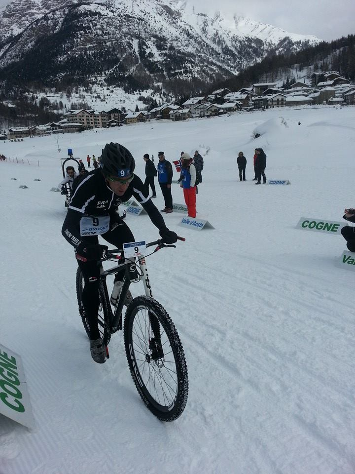 2014 Cogne ITU Winter Triathlon World Championships: Results