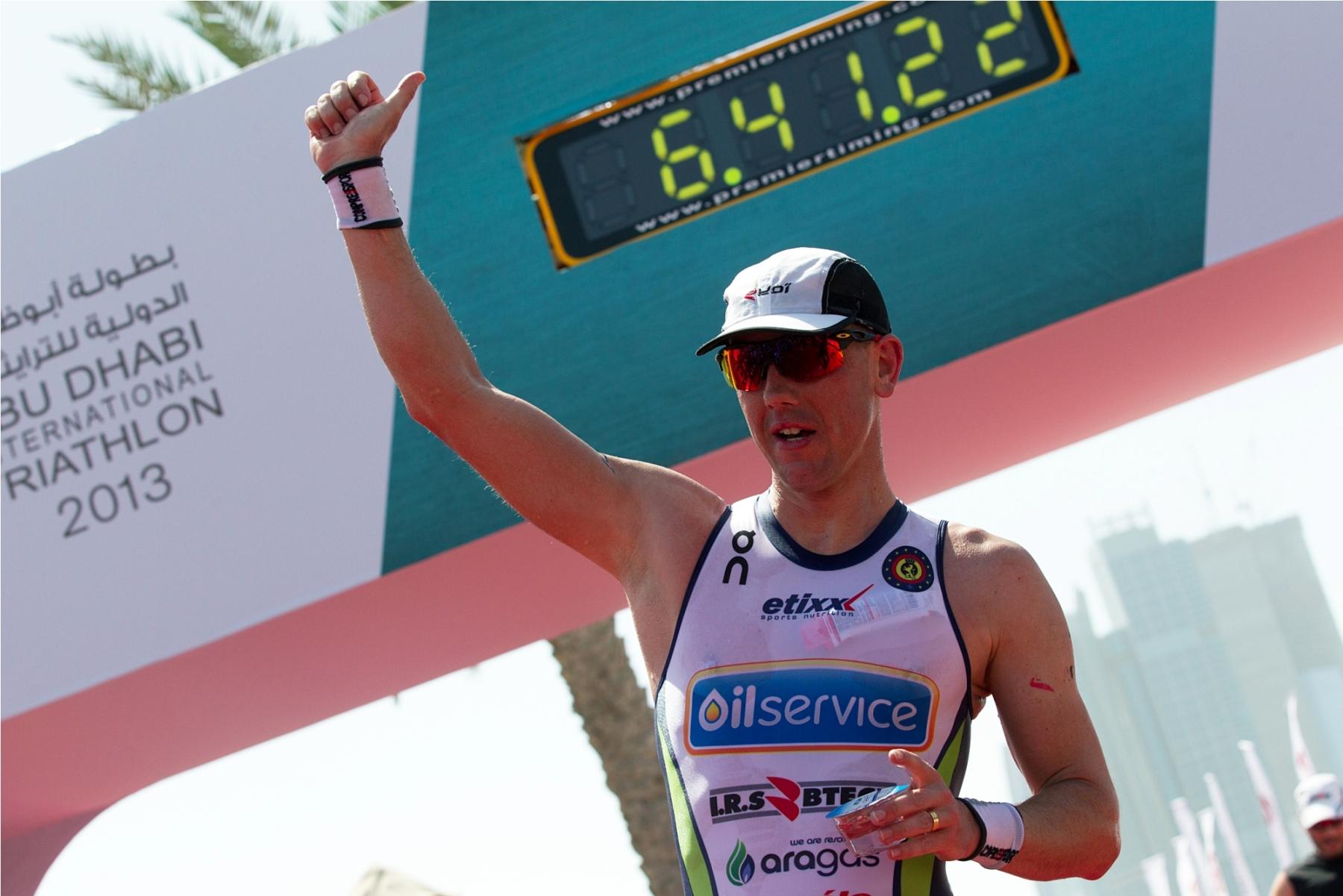 Abu Dhabi International Triathlon: Defending Champion Looking For Hat Trick
