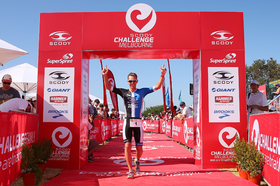 All-Australian victory at inaugural Challenge Melbourne
