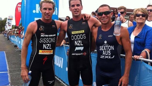 Kinloch Oceania Sprint Triathlon Championships