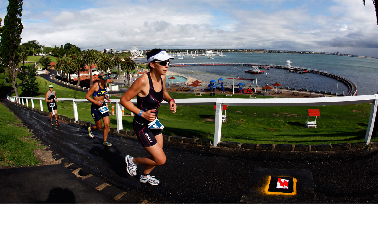 Strong Pro Field at Geelong 70.3