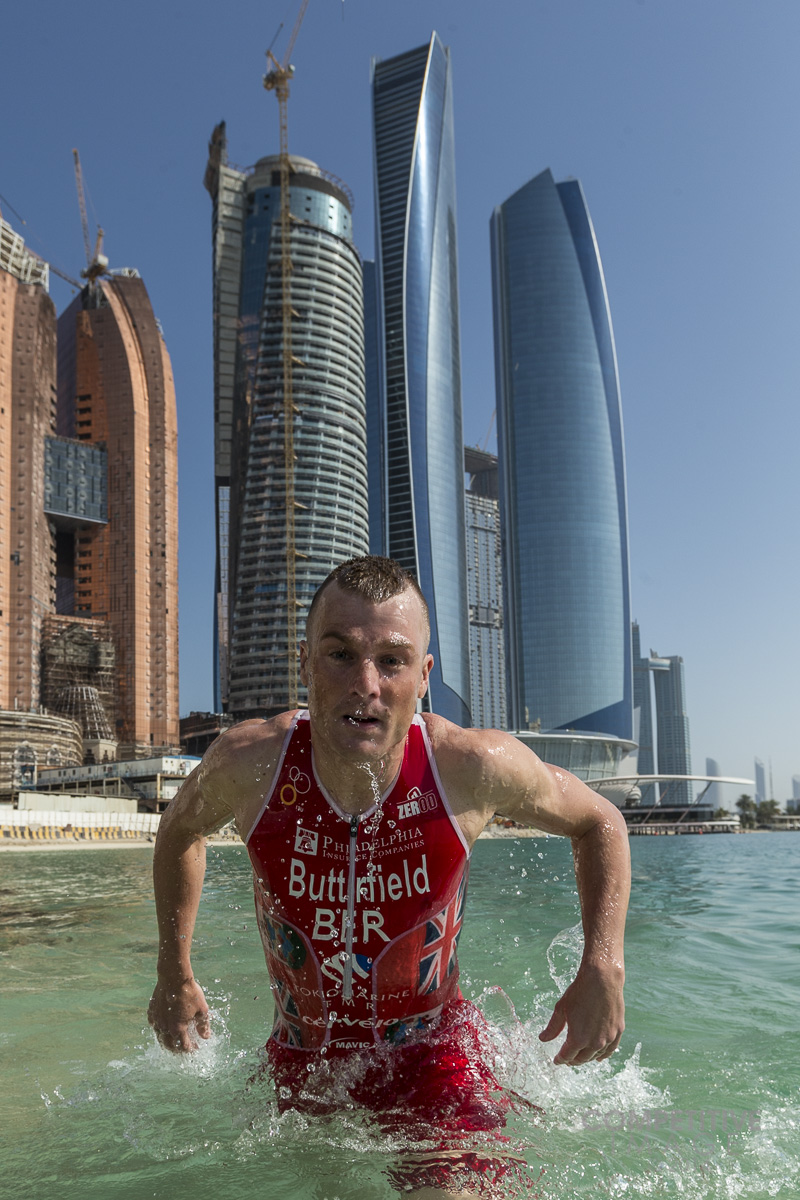 THE WORLD'S BEST TRIATHLETES LAND IN ABU DHABI FOR THE WORLD'S MOST GLAMOROUS TRIATHLON