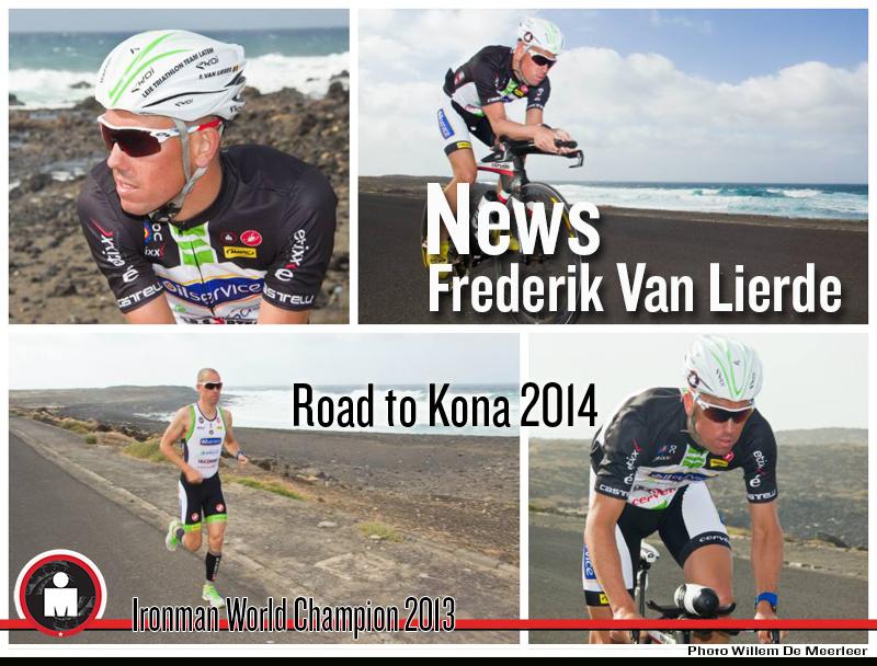 Frederik Van Lierde : Newsletter