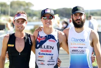 Allen, Slack win XTERRA Great Ocean Road