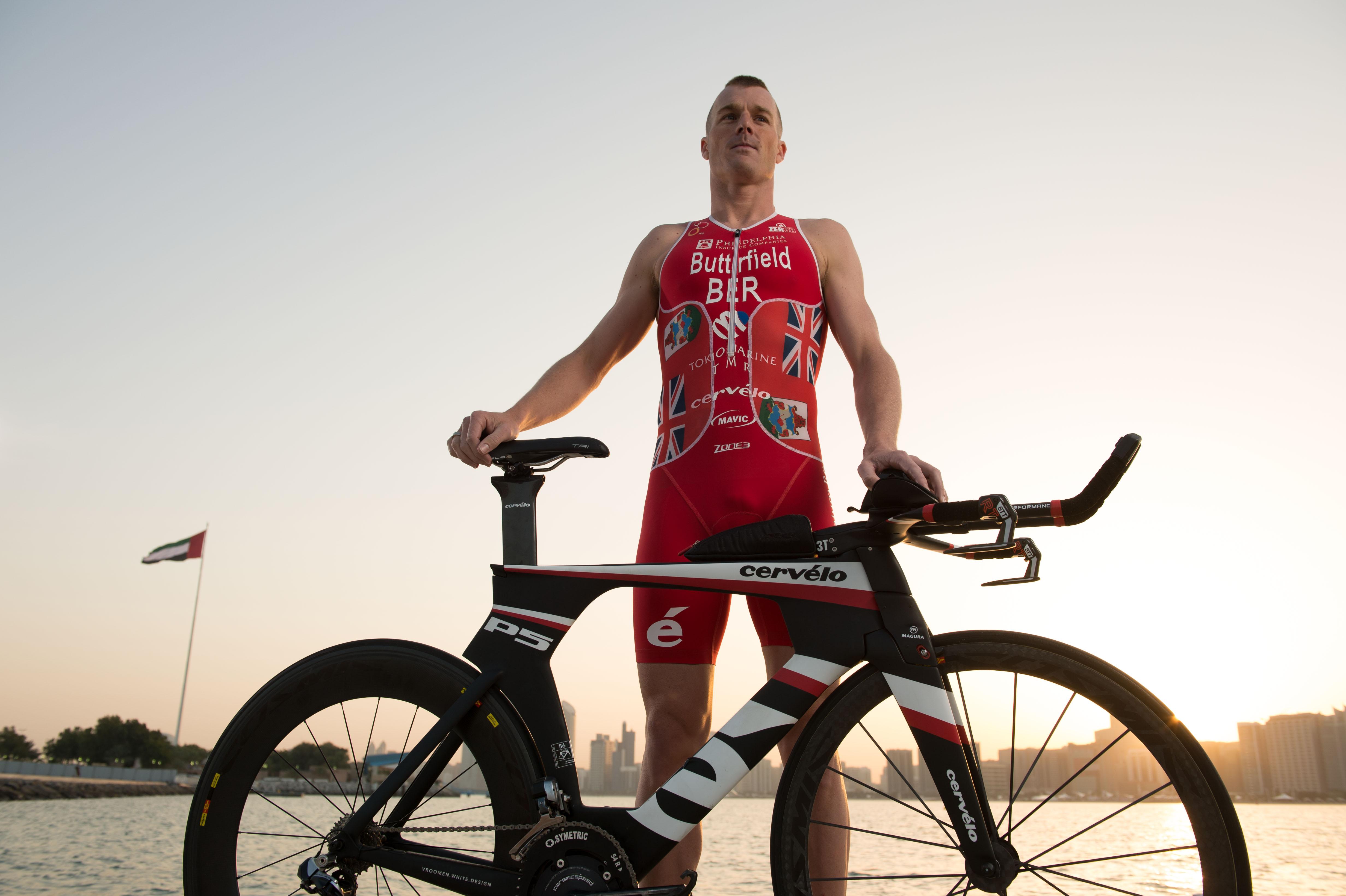 Abu Dhabi Triathlon: Tyler Butterfield Interview