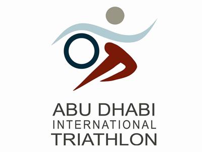 CLOSE SHAVE FOR ABU DHABI INTERNATIONAL TRIATHLON FAN