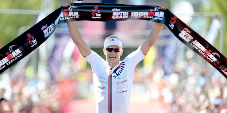 Ageless Cameron Brown pipped by Marko Albert, Meredith Kessler grabs hat-trick IRONMAN New Zealand