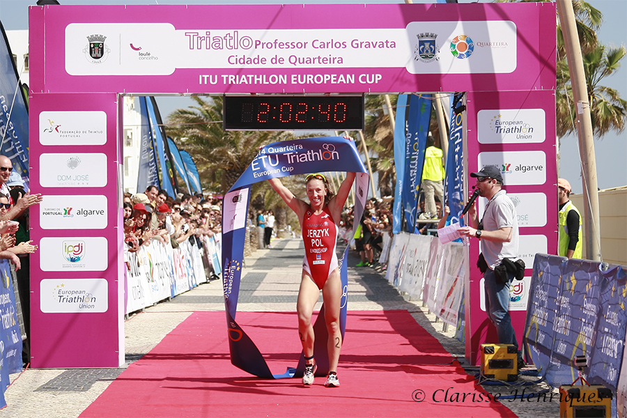 Agnieszka Jerzyk and Aurelien Raphael open 2014 with win in Quarteira
