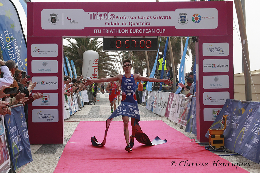 Beaugrand and Hueber-Moosbrugger take French double win in Quarteira