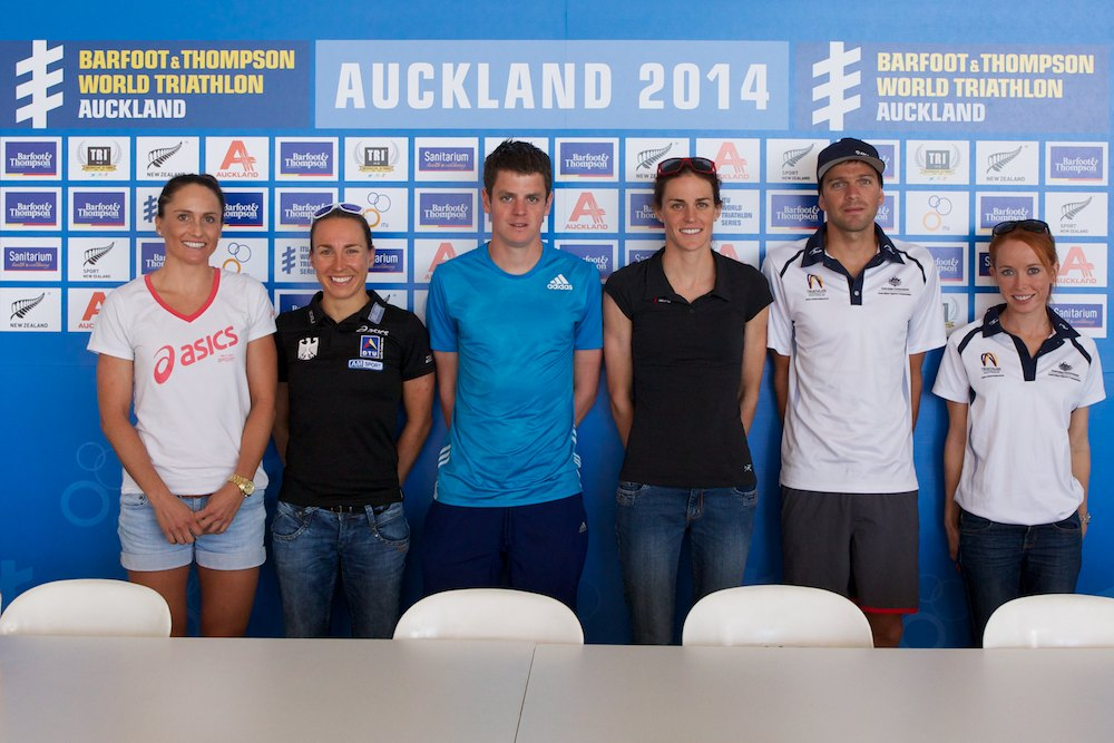 Auckland 2014 pre-race press conference highlights