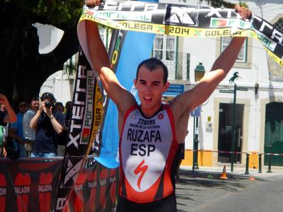 Ruzafa, Redelsperger win XTERRA Portugal