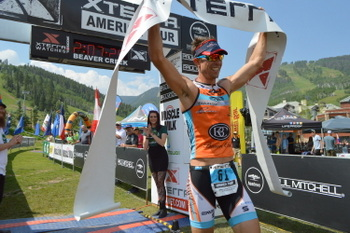 Middaugh, Widney win XTERRA Mountain Champs
