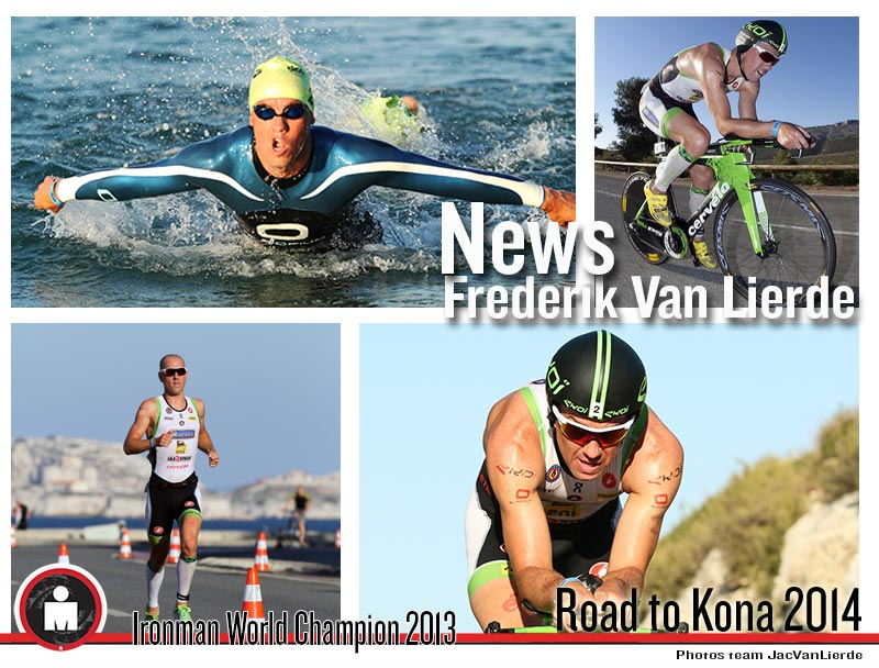 Road to Kona 2014… 5150 Marseille‏ !!!