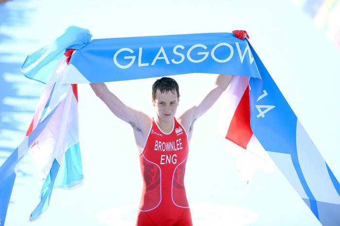 Brownlees score big in Glasgow