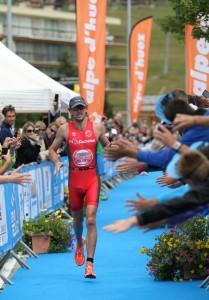 Newsletter Triathlon Alpe d'Huez : Longue distance
