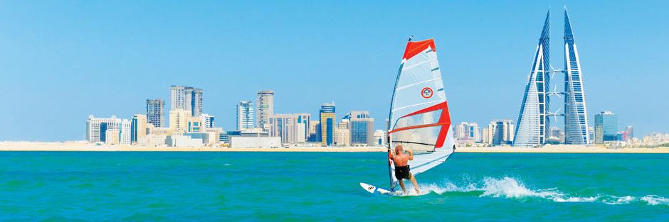 Challenge Bahrain: Accomodations