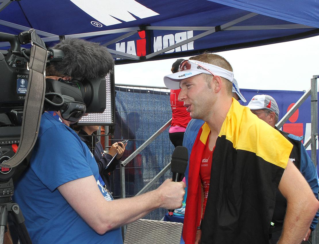 European Championship 70.3 Bart Aernouts wins Ironman 70.3 Wiesbaden