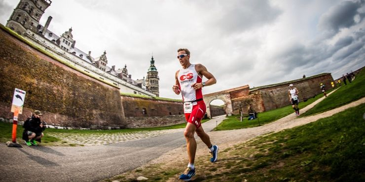 Koefoed and Trolle Run it down in Kronborg