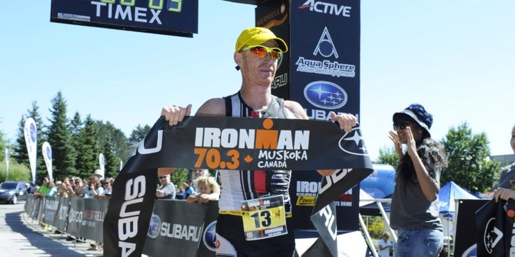 Cunningham and Kaye Prevail in Muskoka