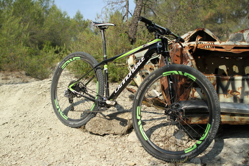 MATERIAL TESTING : Cannondale F-Si 29 Carbon Team