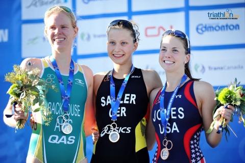 Sophia Saller wins U23 World Title in stunning style