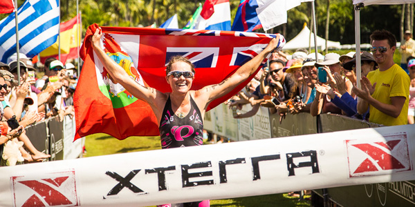 RUZAFA, DUFFY WIN XTERRA WORLDS