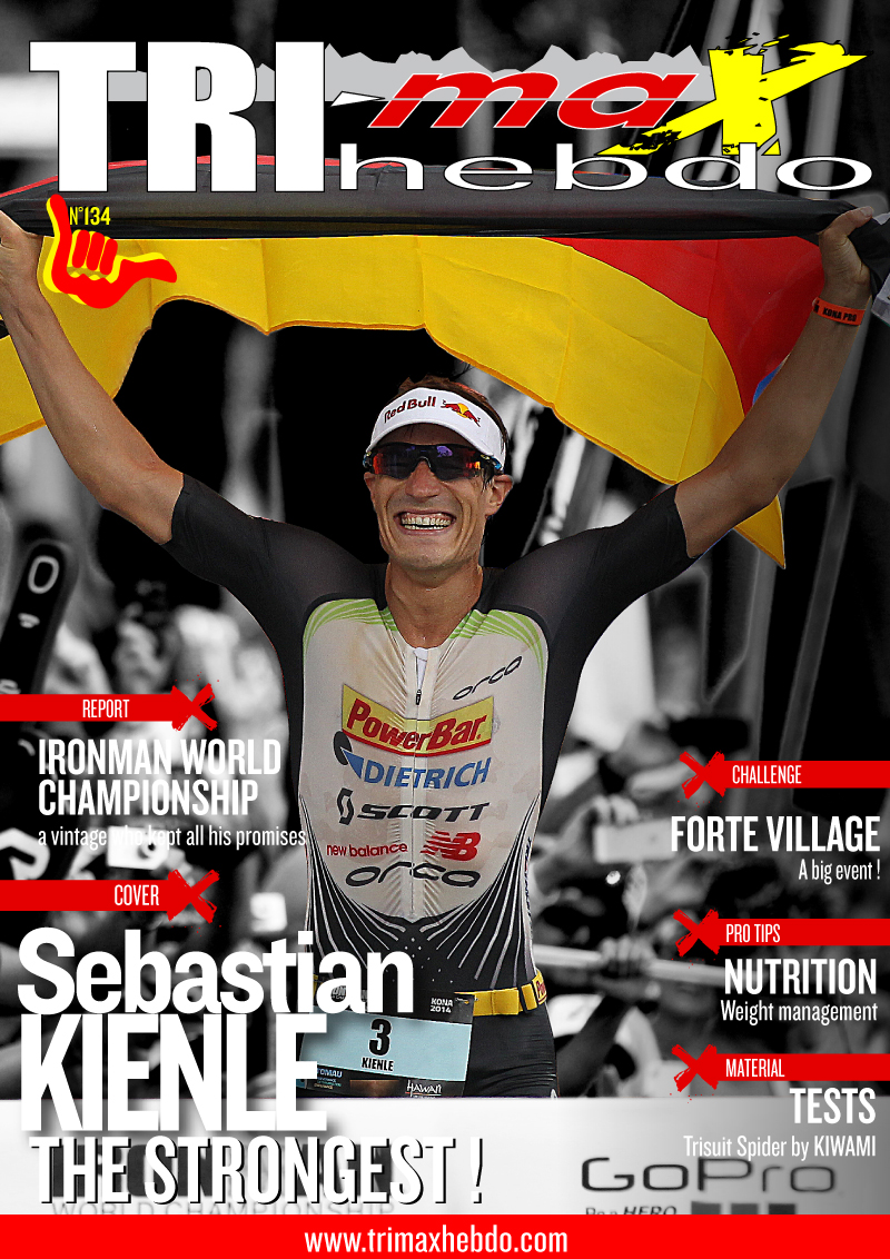 TrimaX-hebdo magazine#134 is online