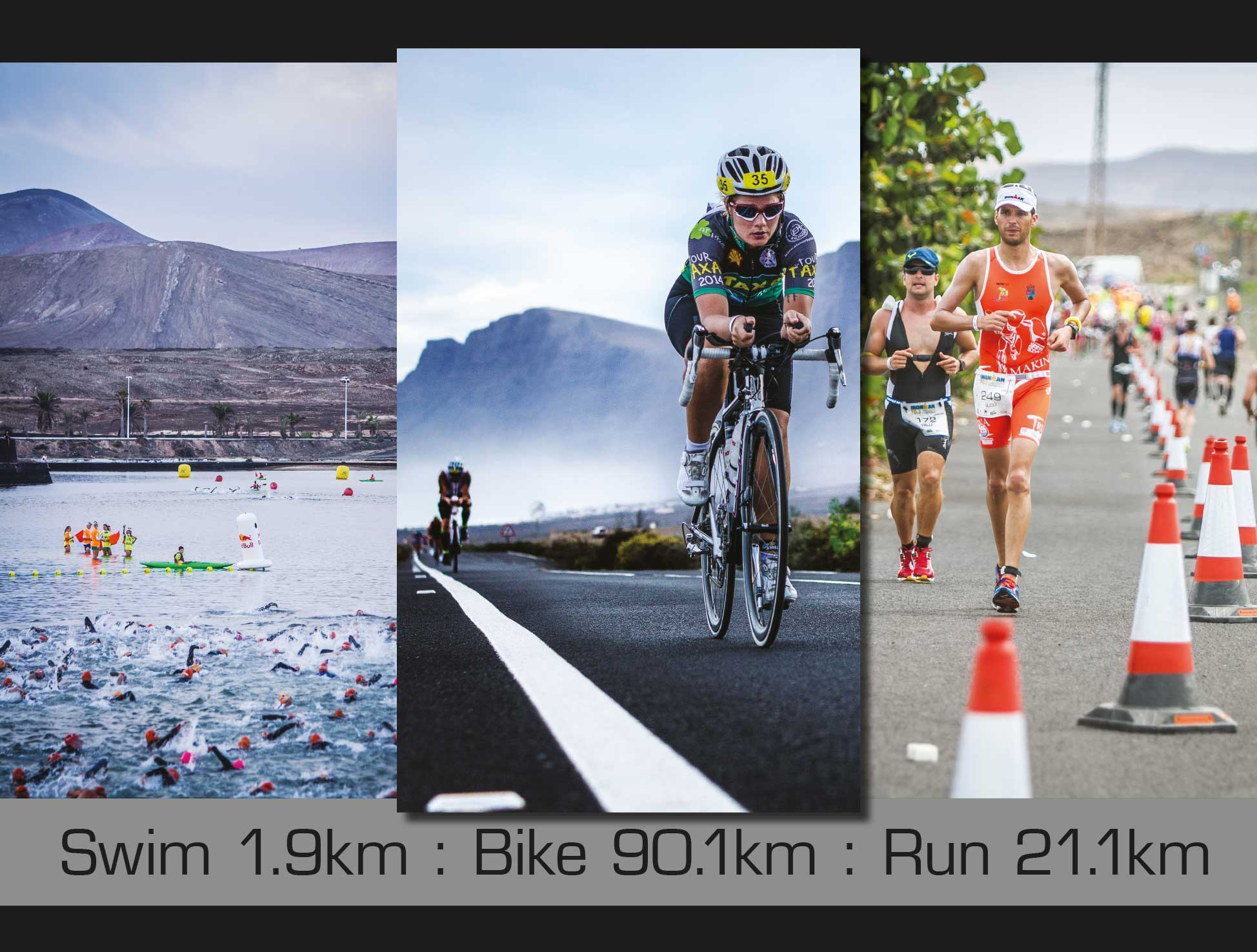 Online registration is now open for the 2015 IRONMAN 70.3 Lanzarote