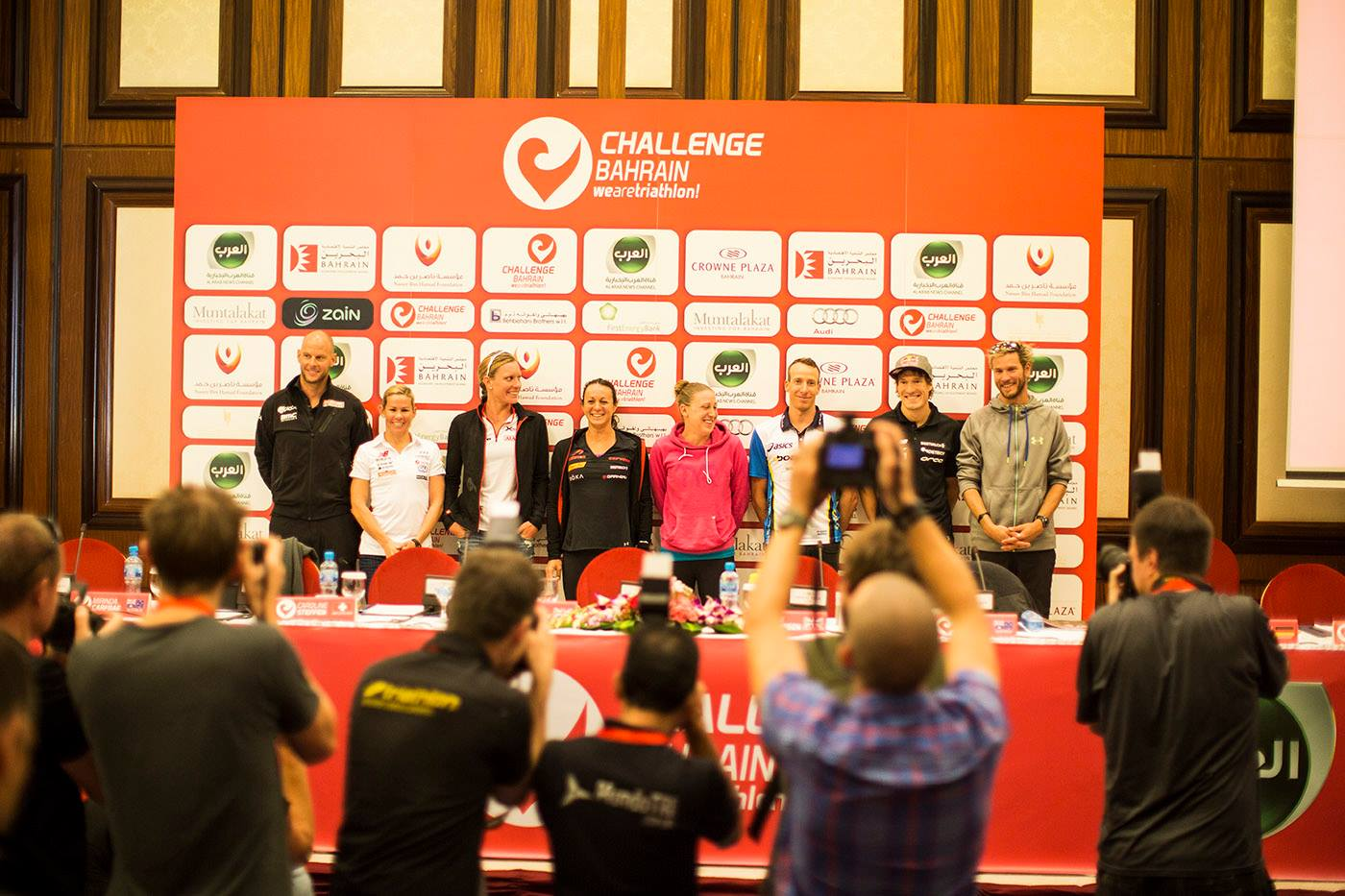 Challenge Bahrain Press Conference Quotes