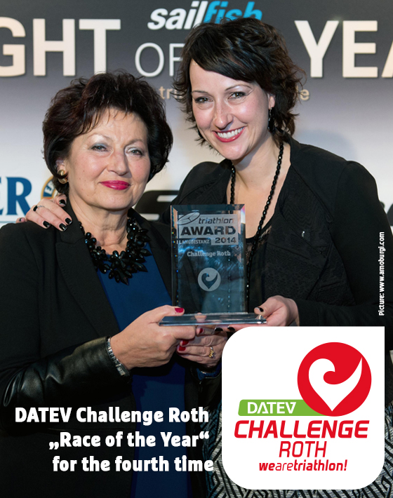 """DATEV Challenge Roth """"Race of the Year"""" for the fourth time"""