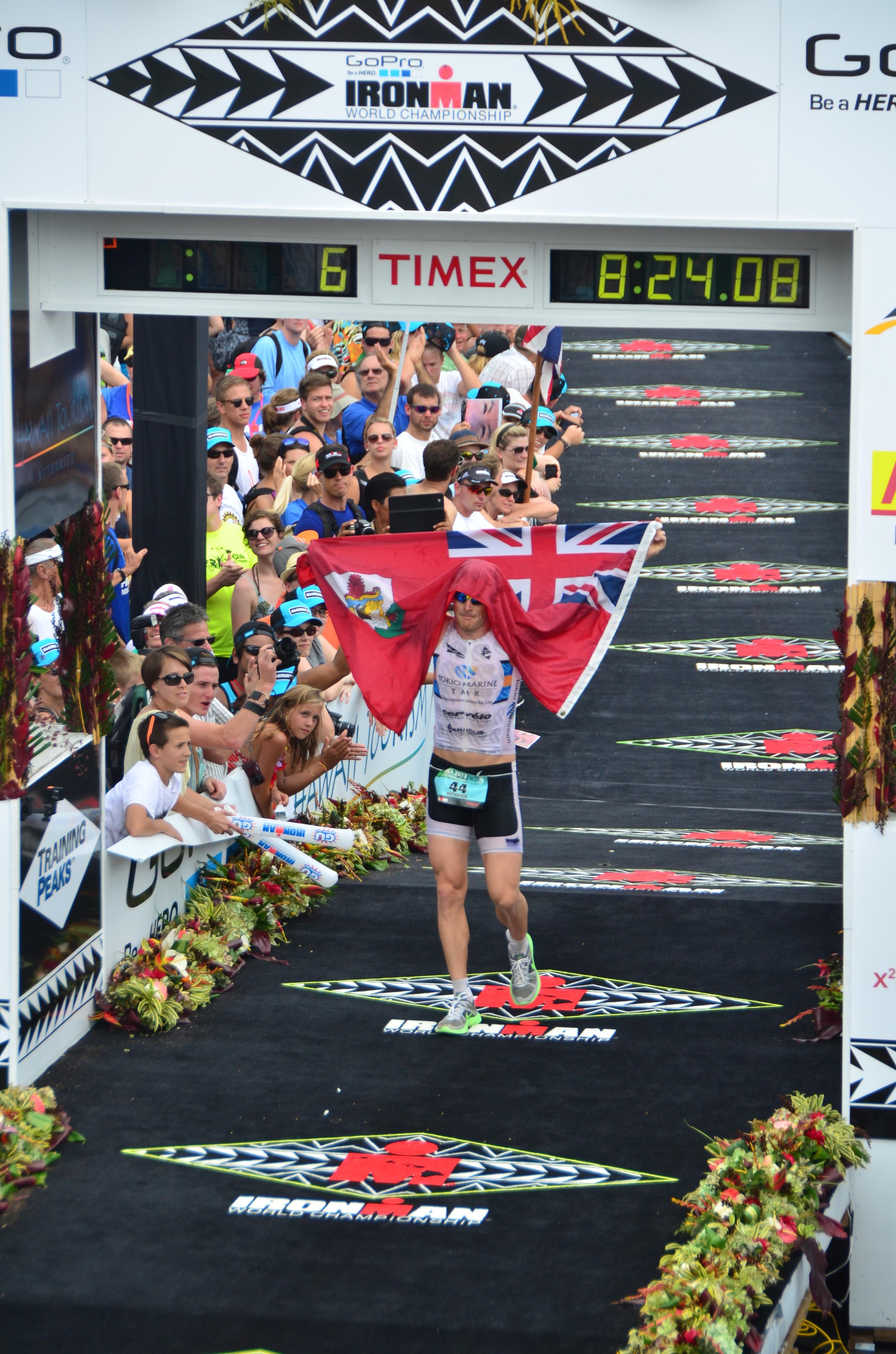 Butterfield Announces Full Focus On Long-Course Triathlon