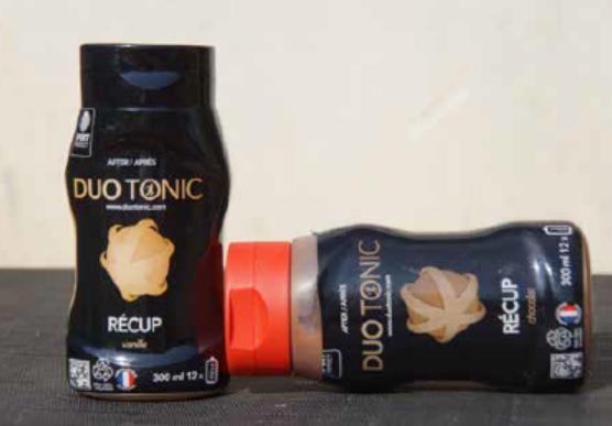 TESTING :  Duo Tonic range