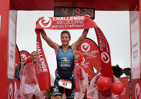 Runaway wins for Griffin and Hauschildt at Challenge Melbourne
