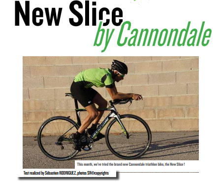 New Slice by Cannondale… to read in TrimaX#137