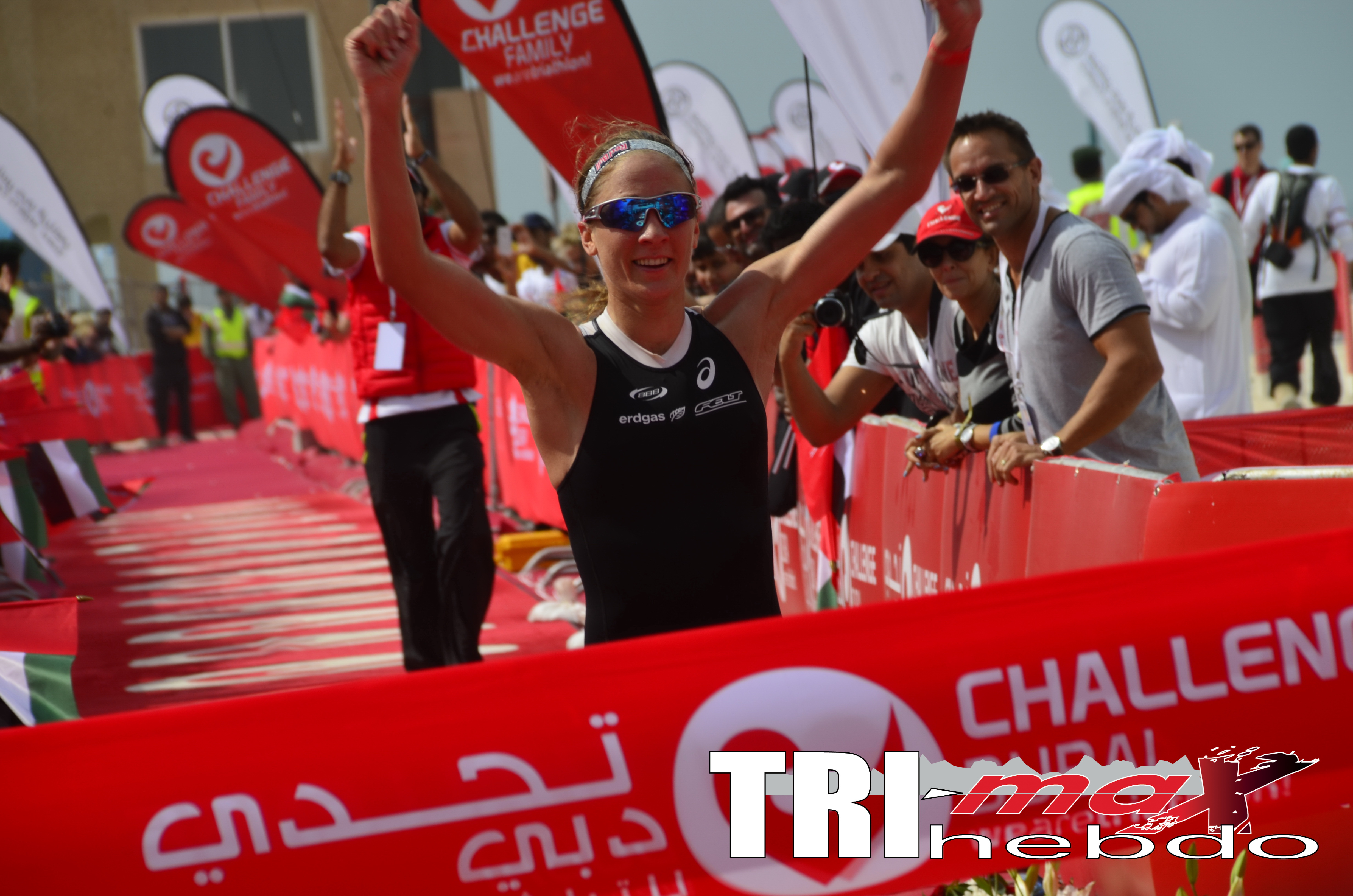 BOZZONE, RYF WIN BIG AT CHALLENGE DUBAI