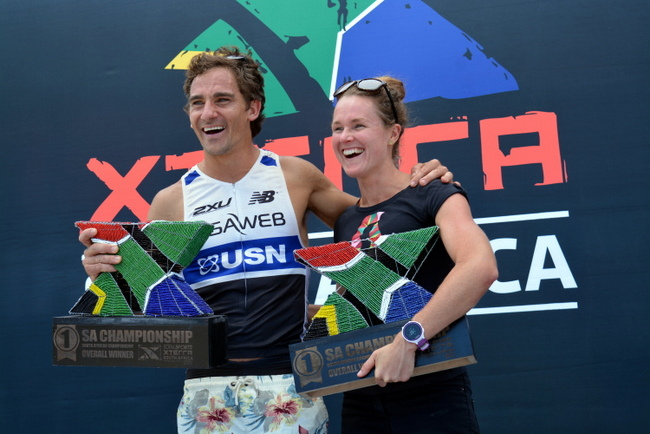 MARAIS, DUFFY WIN XTERRA SOUTH AFRICA CHAMPIONSHIP