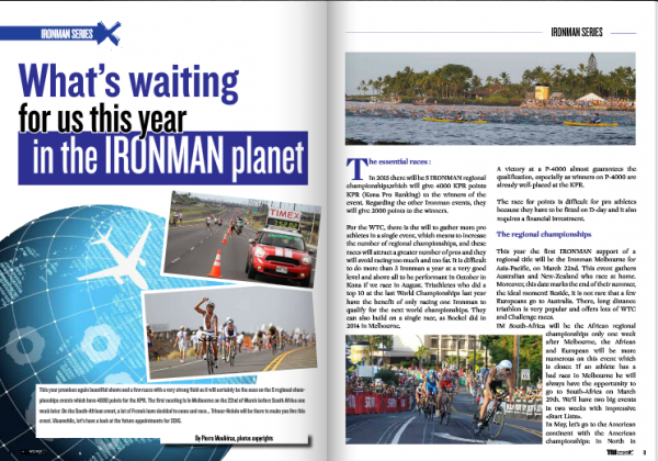 What's waiting in the IRONMAN planet… to read in TrimaX#137