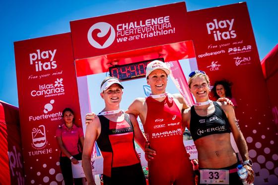 Ryf, Ciavattella victorious at Challenge Fuerteventura