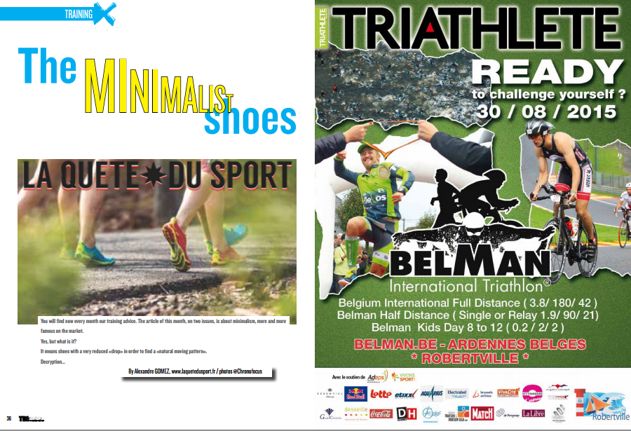 The MINIMALIST shoes to read in TrimaX#139