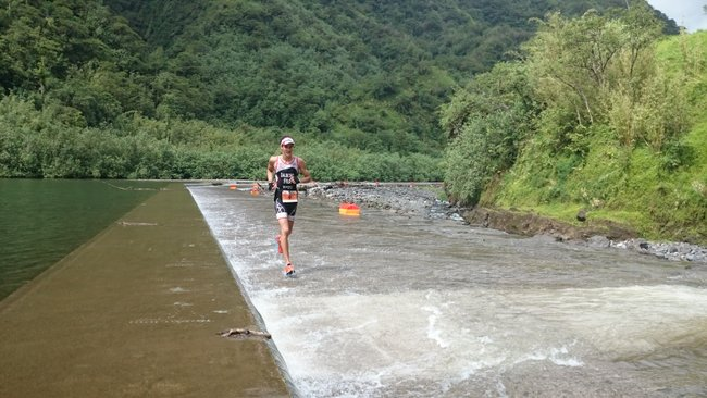 DAUBORD, BACKLER WIN XTERRA TAHITI