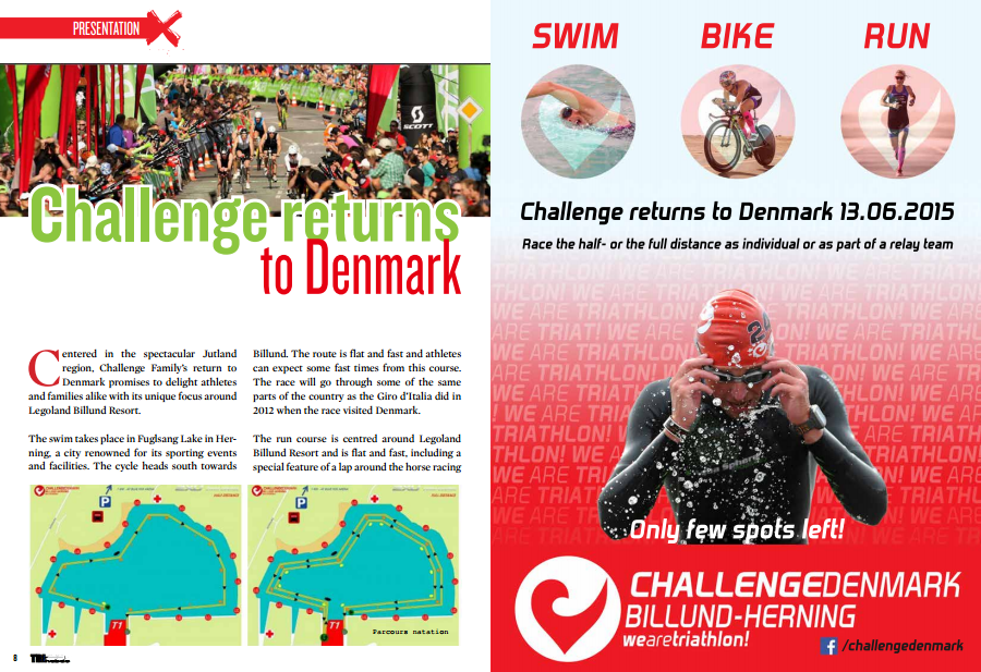 Challenge returns to Denmark, to read in TrimaX#140