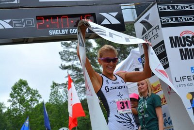 Currie, Paterson win XTERRA Southeast Champions
