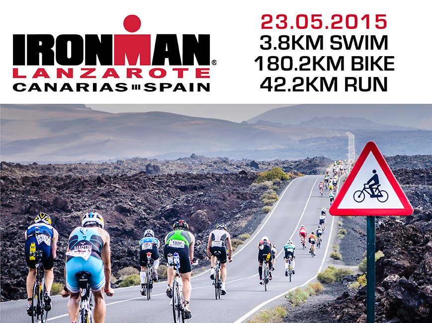 Lanzarote is ready for the IRONMAN!
