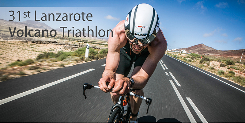 Bert Jammaer and Corinne Abraham crowned champions of the Volcano Triathlon 2015