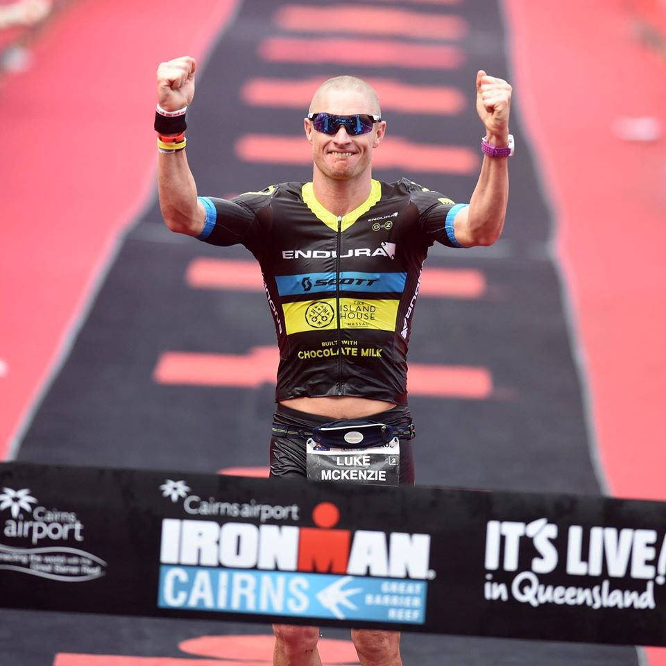 Repeat Winners Conquer IRONMAN Cairns