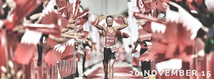 CHALLENGE BAHRAIN 2015 World's largest night triathlon