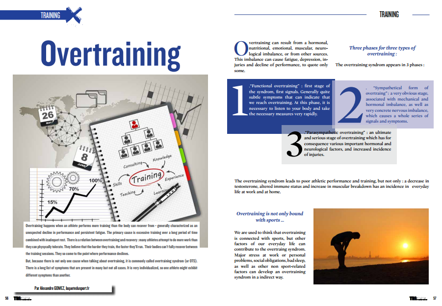 Overtraining to read in TrimaX#143